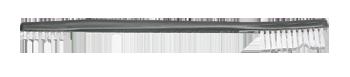 Doppelseitige Universalreinigungsbürste mit Nylonborsten